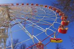 Pariserhjul. Royaltyfri Bild
