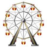 Pariserhjul Royaltyfria Foton