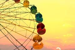Pariserhjul Royaltyfri Bild