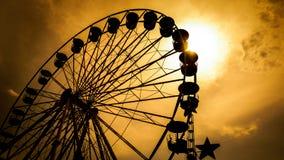 Pariserhjul Arkivfoton