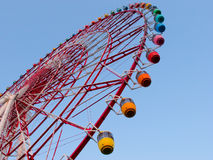 Pariserhjul i Tokyo Arkivfoton