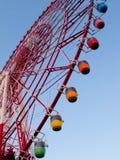Pariserhjul i Tokyo Royaltyfria Bilder