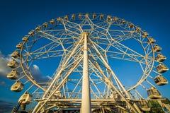 Pariserhjul på gallerian av Asien, i Pasay, tunnelbana Manila, Phen Royaltyfri Bild