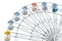 Pariserhjul på skyen Royaltyfria Bilder