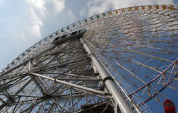 Pariserhjul - Yokohama Arkivbild