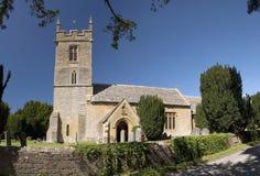 Parish church Royalty Free Stock Image
