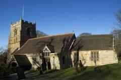Parish church Royalty Free Stock Photos