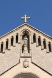 Parish church in Arta Stock Photography