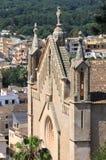Parish church in Arta Royalty Free Stock Photography