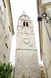 Parish Church of the Assumption of the Blessed Virgin Mary, Vrbn Royalty Free Stock Photo