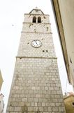 Parish Church of the Assumption of the Blessed Virgin Mary, Vrbn Stock Photo
