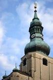 Parish church Baden-St. Stephan Royalty Free Stock Photo