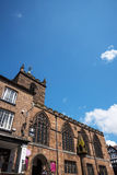 The Parish Church in Chester England stock image