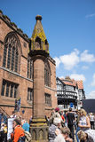 The Parish Church in Chester England Royalty Free Stock Photos