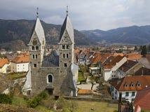The Parish Church of Friesach Royalty Free Stock Photo