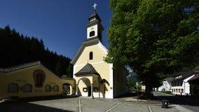 Hinterstoder, Oberosterreich, Austria royalty free stock image