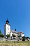 Parish Church of the Holy Trinity Stock Photography