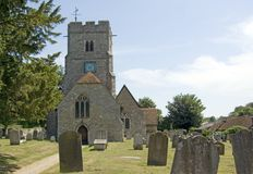 Parish Church Of St Mary And All Saints Royalty Free Stock Image