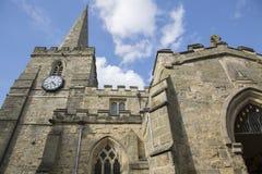 Parish Church, Pickering, Yorkshire Royalty Free Stock Photos