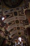 Parish church of Poznań. Inside view Stock Photo