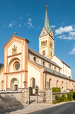 Parish Church of Radstadt Stock Photos