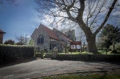 Parish Church of Saint George, Brede, Kent, UK Royalty Free Stock Image