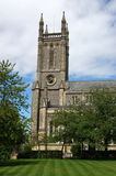 Parish Church of Saint Mary, Andover Stock Image