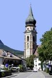 Parish church of Saint Pauls in South Tyrol Royalty Free Stock Photos