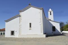 Parish church in Salir Stock Image