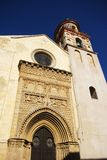 Parish church, Sanlucar de Barrameda. Royalty Free Stock Images