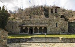 Parish Church of Sant Jaume de Queralbs Stock Photos