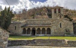Parish Church of Sant Jaume de Queralbs Royalty Free Stock Photos
