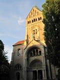 Parish Church of St. Anna. St. Anna is a Catholic parish church Lehel, Munich, southern Germany, built in 1887-1892 under design by Gabriel Seidl. It is the main Royalty Free Stock Photo