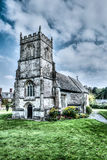 The Parish Church of St. James Stock Photography