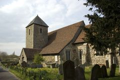 The Parish Church of St Maraget of Antioch Royalty Free Stock Images