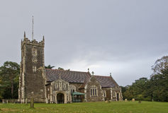 The Parish Church of St Mary Magdalene Royalty Free Stock Photo