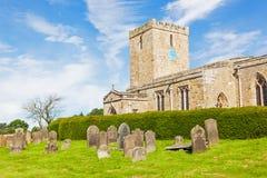 Parish Church of St. Mary Magdalene Stock Image