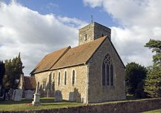The Parish Church of St Michael of All Angels Royalty Free Stock Images
