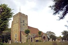 Parish Church of St Peter Royalty Free Stock Photos