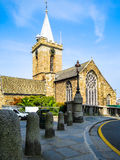 Parish Church of St Peter Port Royalty Free Stock Images