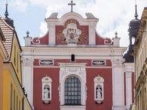 Parish Church of St. Stanislaus. Stock Photos