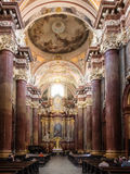 Parish Church of St. Stanislaus. Royalty Free Stock Photography