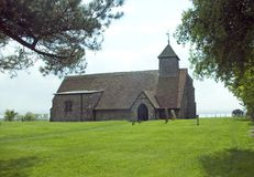 The Parish Church of St Thomas The Apostle Royalty Free Stock Photography