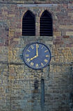 Parish Church tower and Clock Royalty Free Stock Image