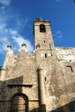 Parish church, Vejer de la Frontera. Royalty Free Stock Photos