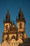 Parish of Our Lady before Tyn Royalty Free Stock Image