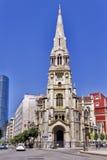 Parish of San Jose de la Monta�a Agustinos in Bilbao Spain Stock Photo