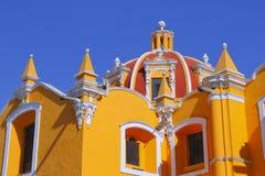 Parish of san pedro apostol II Royalty Free Stock Image