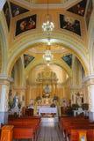 Parish of san pedro apostol III Stock Image