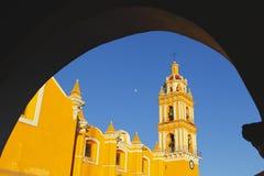 Parish of san pedro apostol VI Stock Photography